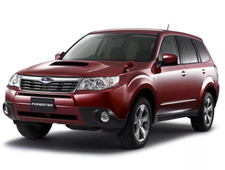 Forester III (SH) 2008 - 2013 пр.руль